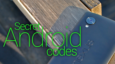 Menu Dan Kode Rahasia Pada Perangkat Android