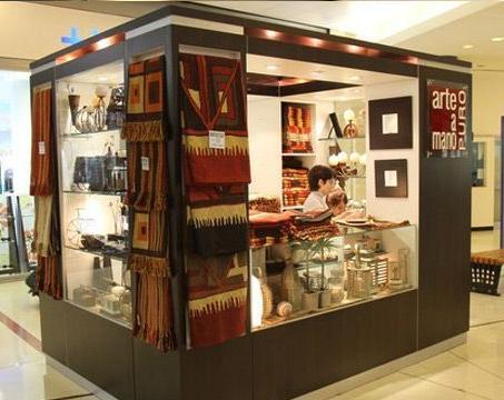 Impacto modular publicidad comercial dise o y for Diseno de kioscos en madera