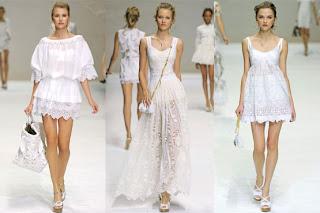 fotos de modelos de vestidos de lese