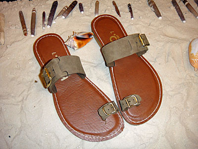 f216418079ef42 Key West Road-trip  Kino Sandals... something really made in Key West!