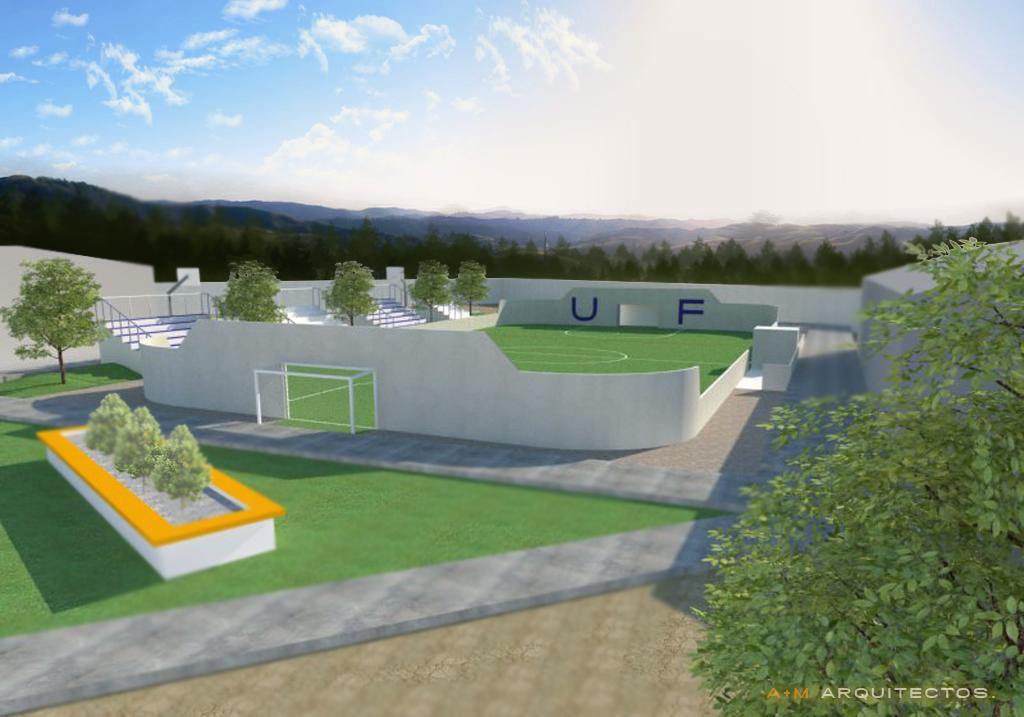 Construccion de Canchas Deportivas Futbol Rapido
