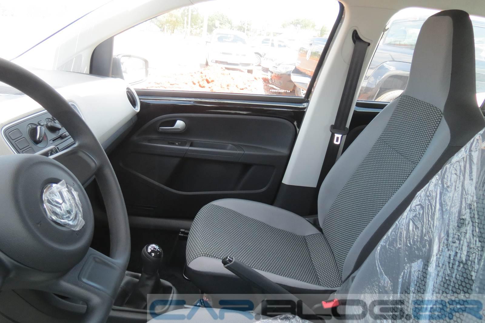 Volkswagen up! - impressões do proprietário - interior