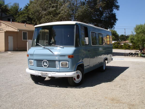 Daily Turismo: 10k: 1967 Mercedes-Benz O309 Bus RV