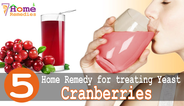 Drink alots of cranberry juice