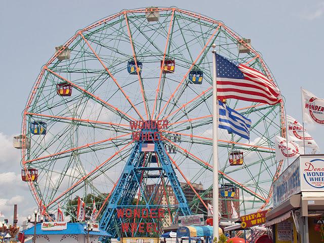 La Wonder Wheel de Coney Island
