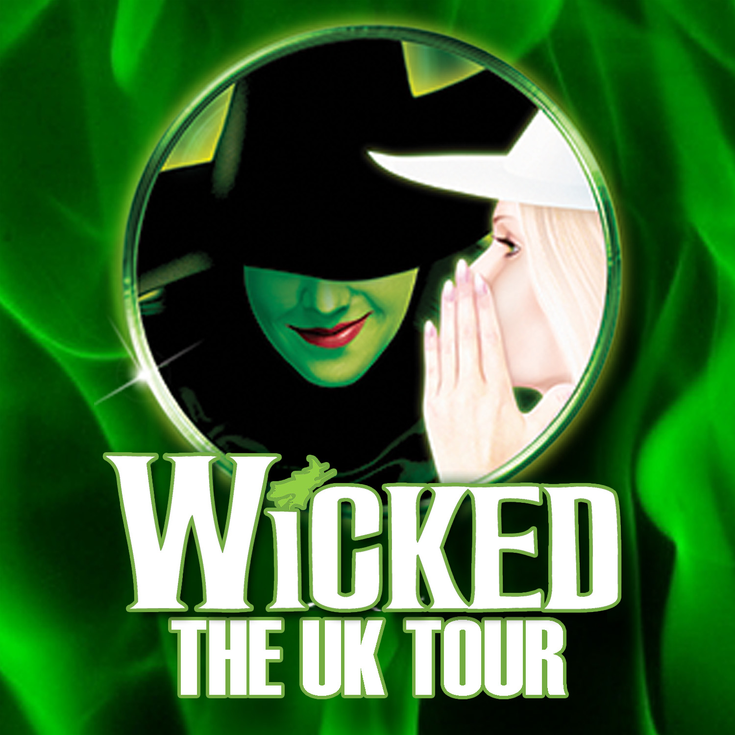 Wicked On Tour Uk Cast