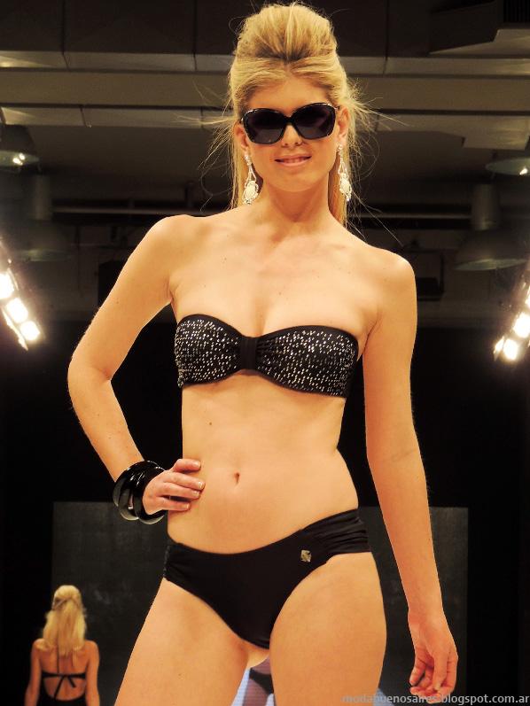 Adriana Costantini bikinis 2014.