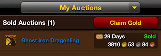 WoW MoP Ghost Iron Dragonling Trinket