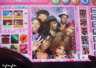 purikura, gyaru, gyaru fashion, gal, gal fashion, chinatown, black gyaru, purikura booth,