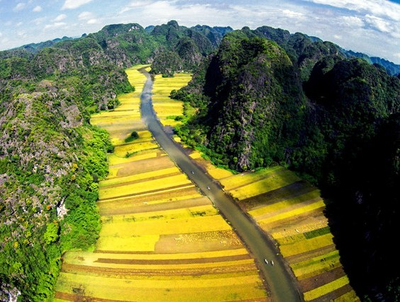 Distance from Hanoi to Ninh Binh