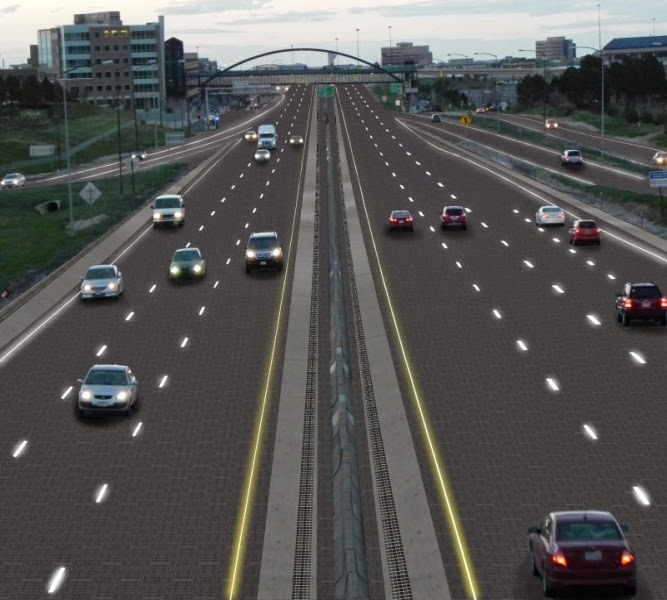 Solar Powered Roads And Highways