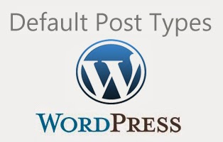 default post types in wordpress