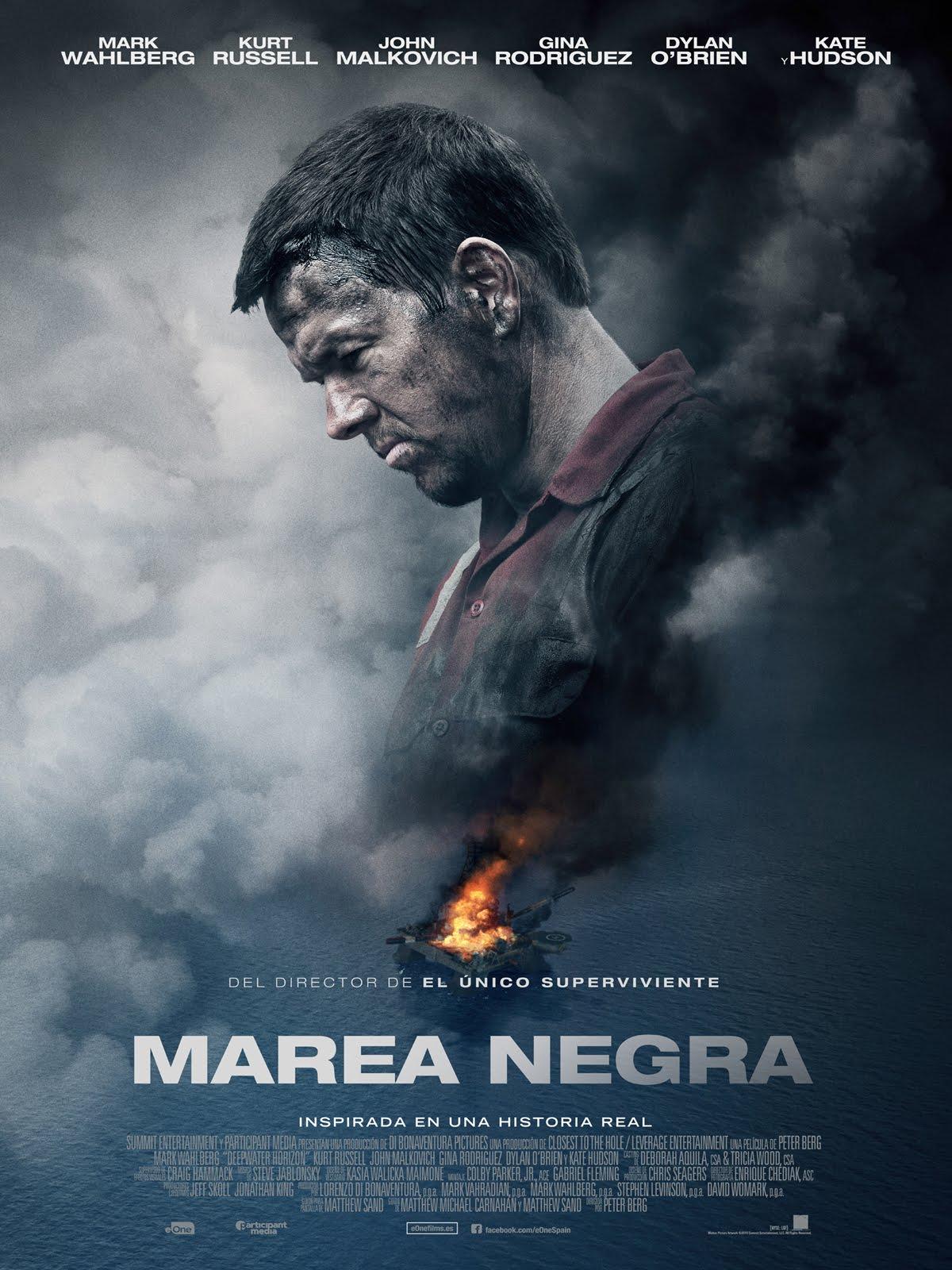 Marea Negra (Deepwater Horizon) (2016)