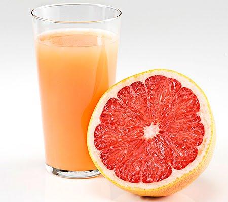 Домашен сок от грейпфрут и лимон за детоксикация