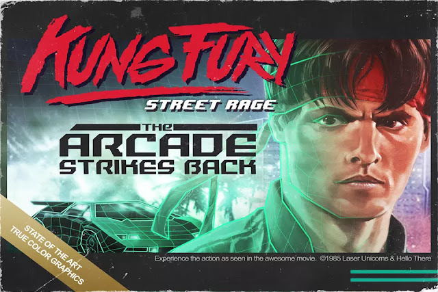 Kung Fury: Street Rage v1.2 Apk For Android