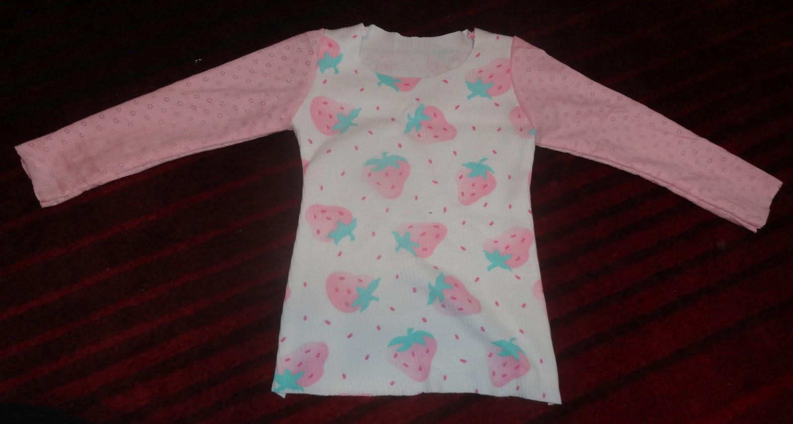 theArtisticFarmer Kid39s Pajamas Tutorial Make Your Own