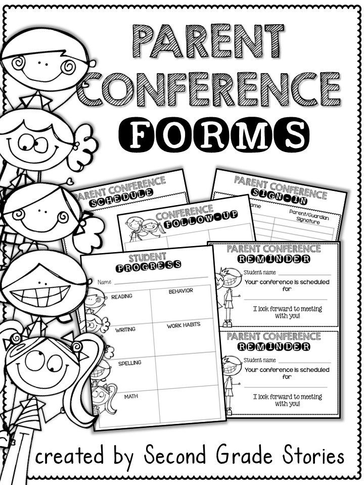 Who'S Who And Who'S New: Parent Conferences - Are You Ready?