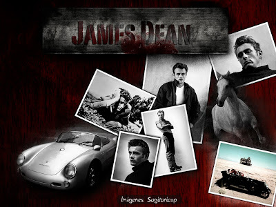 Wallpaper cine clasico: James Dean | Fondo de pantalla