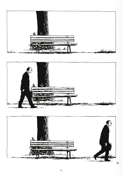 historia do banco de jardim:11. Um banco que se revela como local de passagem,descanso, reflexão