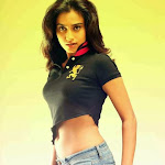 Dimple Chopda Hot and Sexy Navel Show Photos