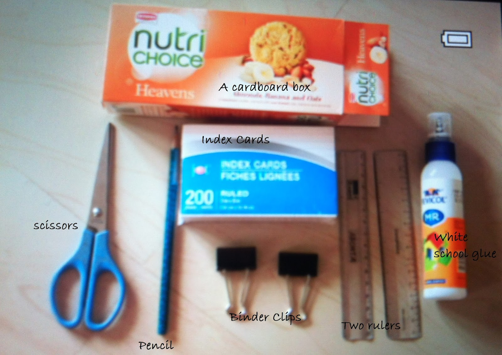 Get creative cereal box notepad a cardboard box cereal or biscuit ccuart Gallery