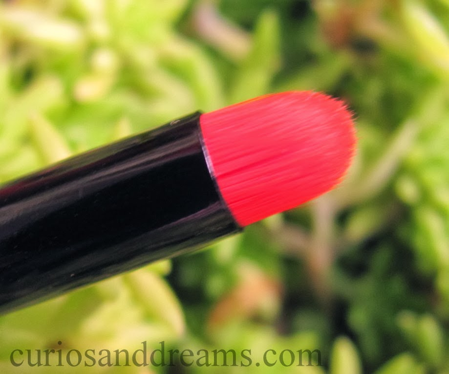 Colorbar Smokin' Eyes Smudger Brush, Colorbar Smudger Brush review,  Colorbar Smudger Brush