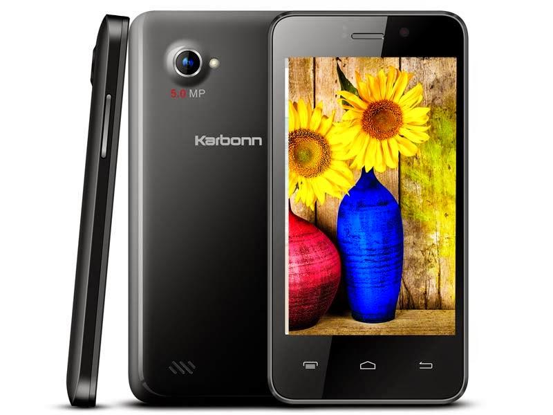 Karbonn Titanium S99 budget smart phone