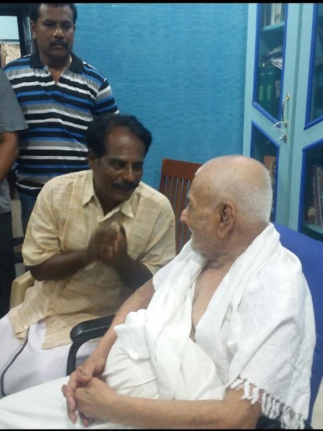 RSS pays homage to Kalam's family at Rameshwaram
