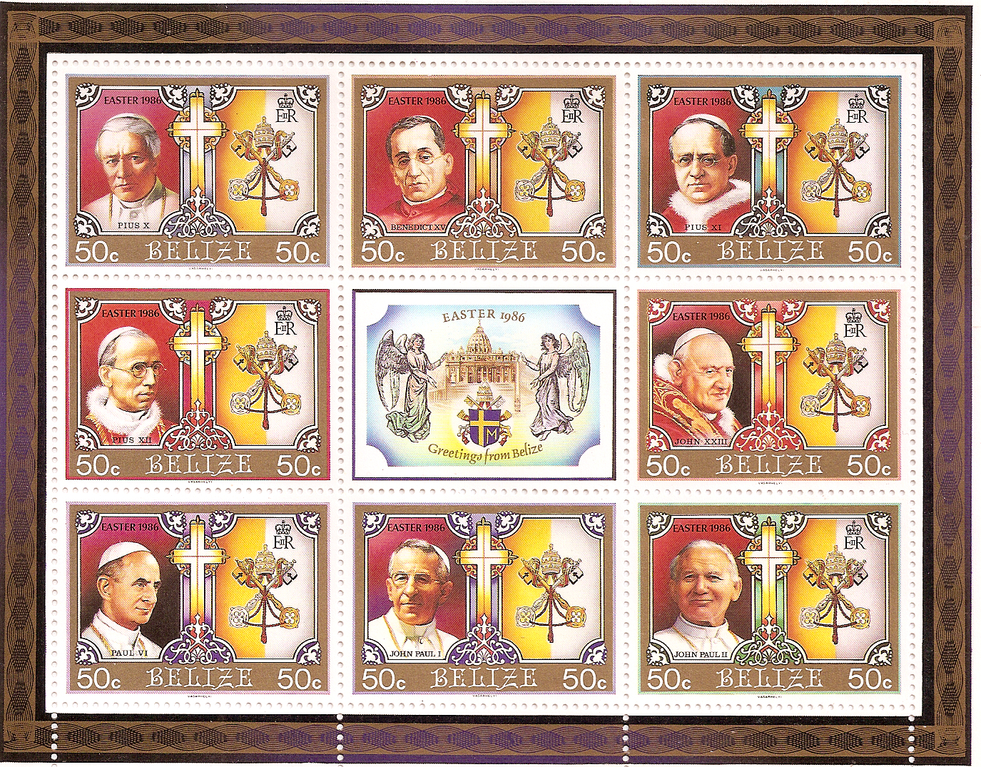 commonwealth stamps opinion 216 the popes popes of the 20th and 21st centuries 1375x1075