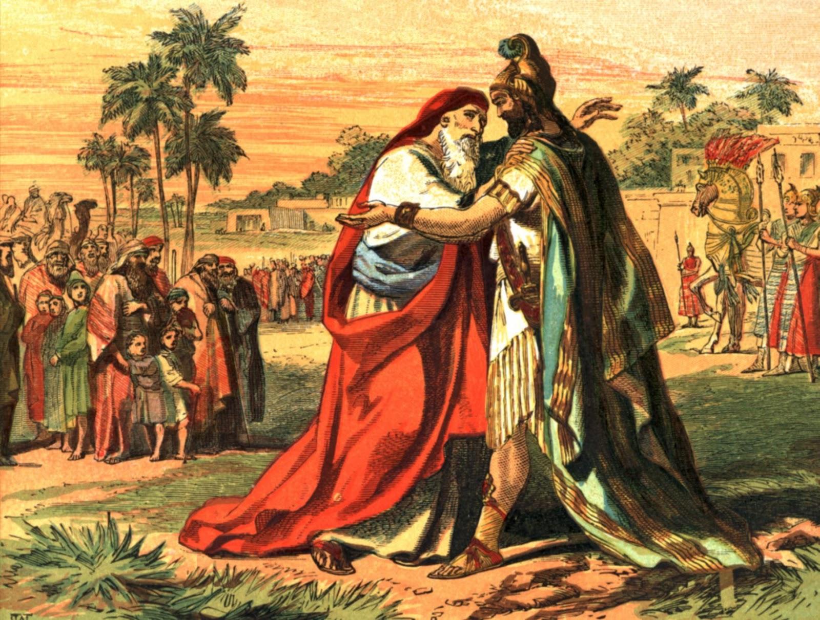 image gallery of jacob esau bible