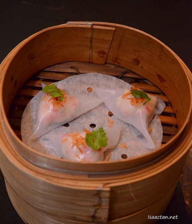 Crab Claw Dumpling - RM 15 for 3 pcs