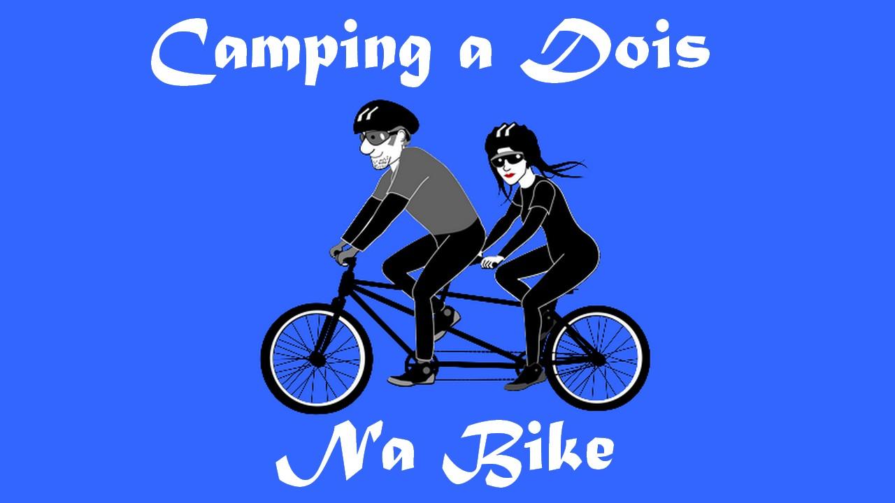 Camping a Dois na Bike
