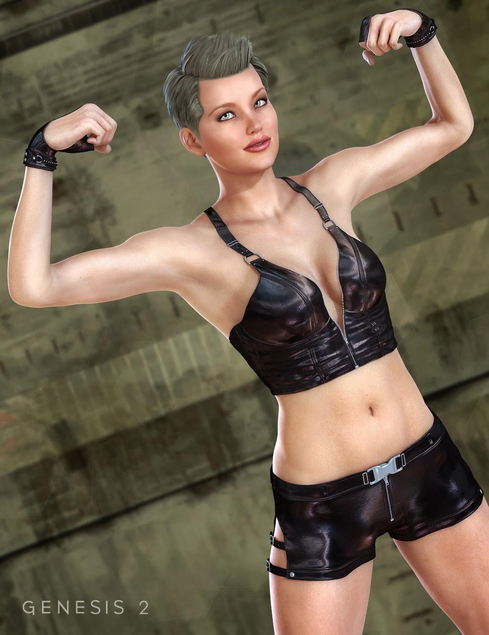 Arrowhead pour Genesis 2 Femme