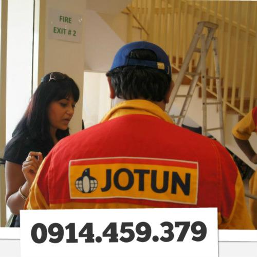 Jota QD Topcoat sơn khô nhanh gốc urethane alkyd sử dụng trong nhà lẫn ngoài trờ