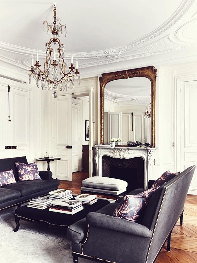 Emejing Paris Apartment Decor Ideas - Interior Design Ideas ...
