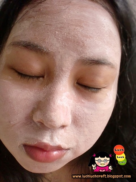 REVIEW: Masker Ovale Facial Mask Tomato