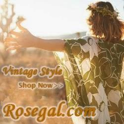 Rose Gal Vintage