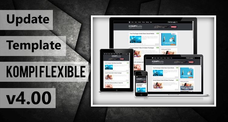 Update Template Kompi Flexible v4.00