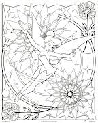 Para ampliar , salvar ou imprimir os desenhos da Tinkerbell, .