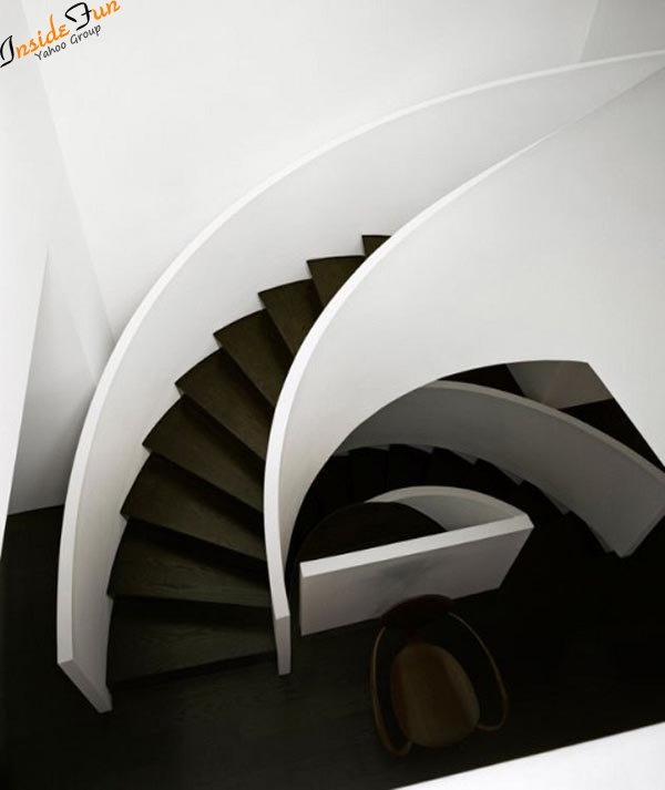 Insitute fun beautiful staircase designs for Minimalist design