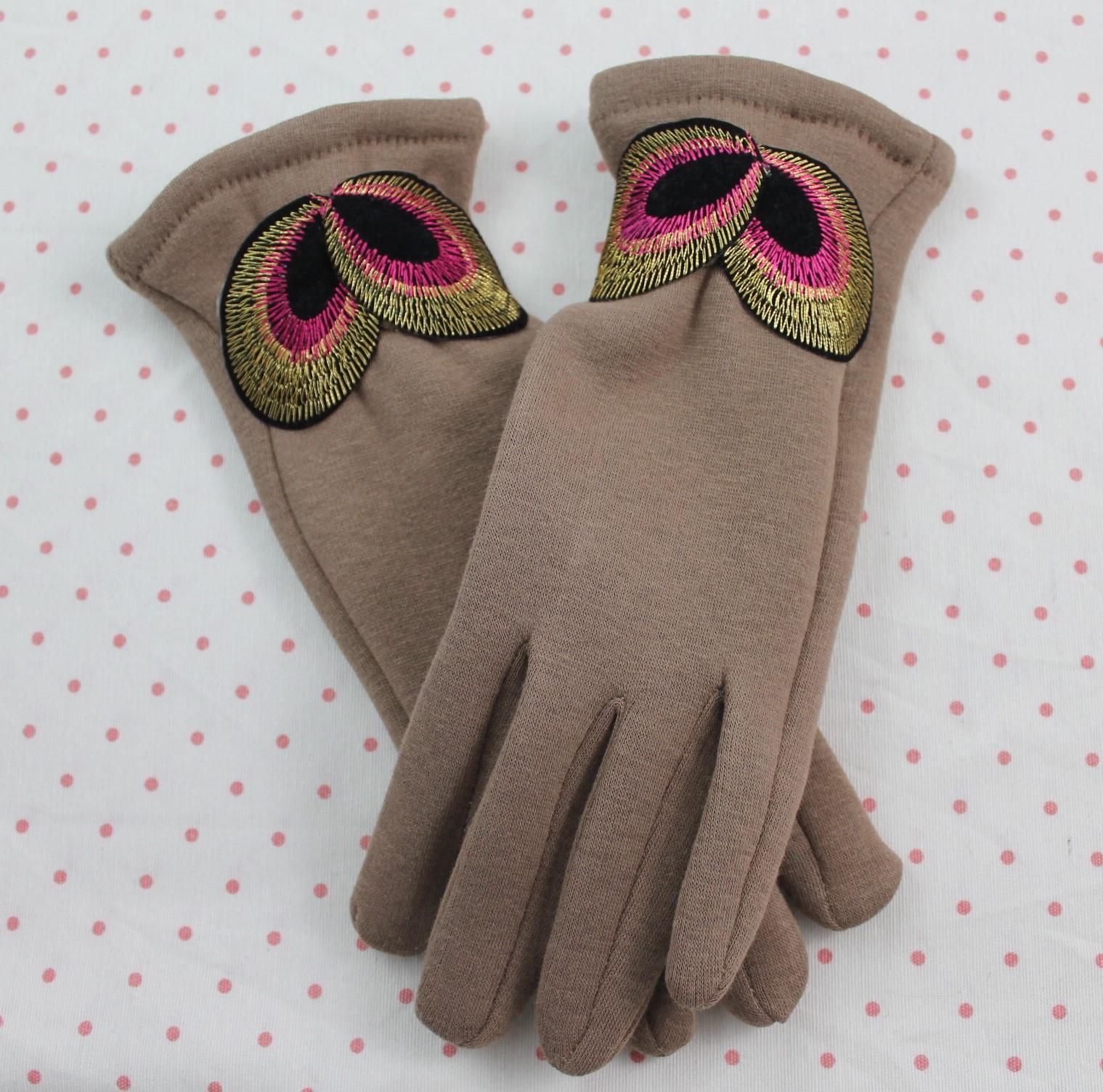 guantes con de forro Par polarBEIGE tdxBshCoQr