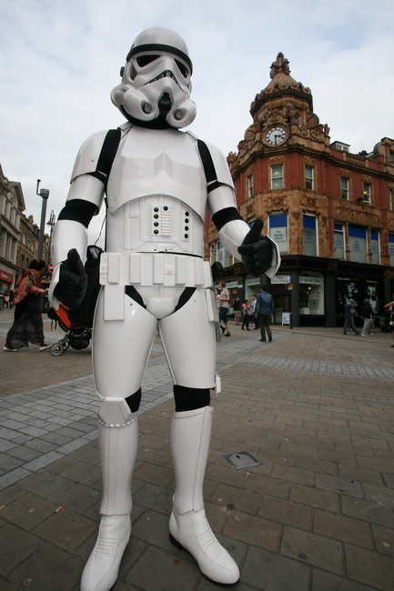 Star Trooper Leeds