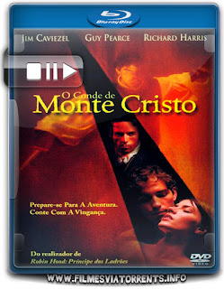 O Conde De Monte Cristo Torrent - BluRay Rip 720p   1080p Dublado