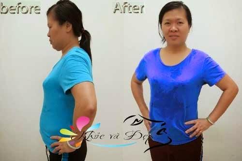 Sản phẩm giảm cân I Blue