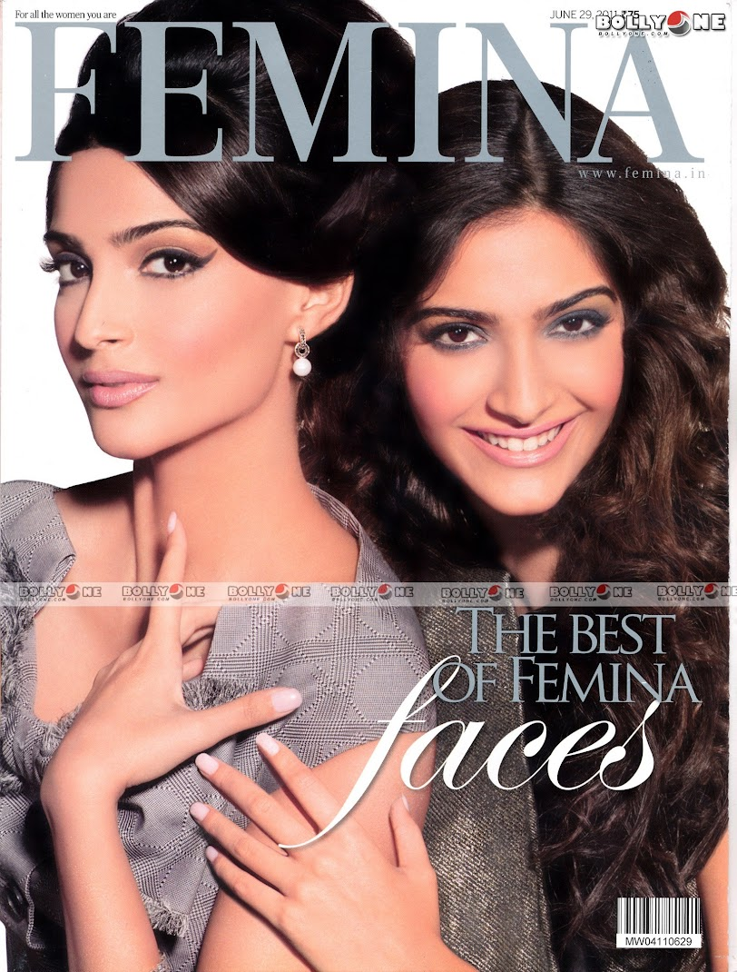 Sonam Kapoor VERVE Magazine June 2011  Scans