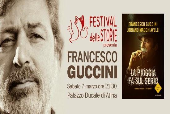FRANCESCO GUCCINI NELLA VALLE COMINO