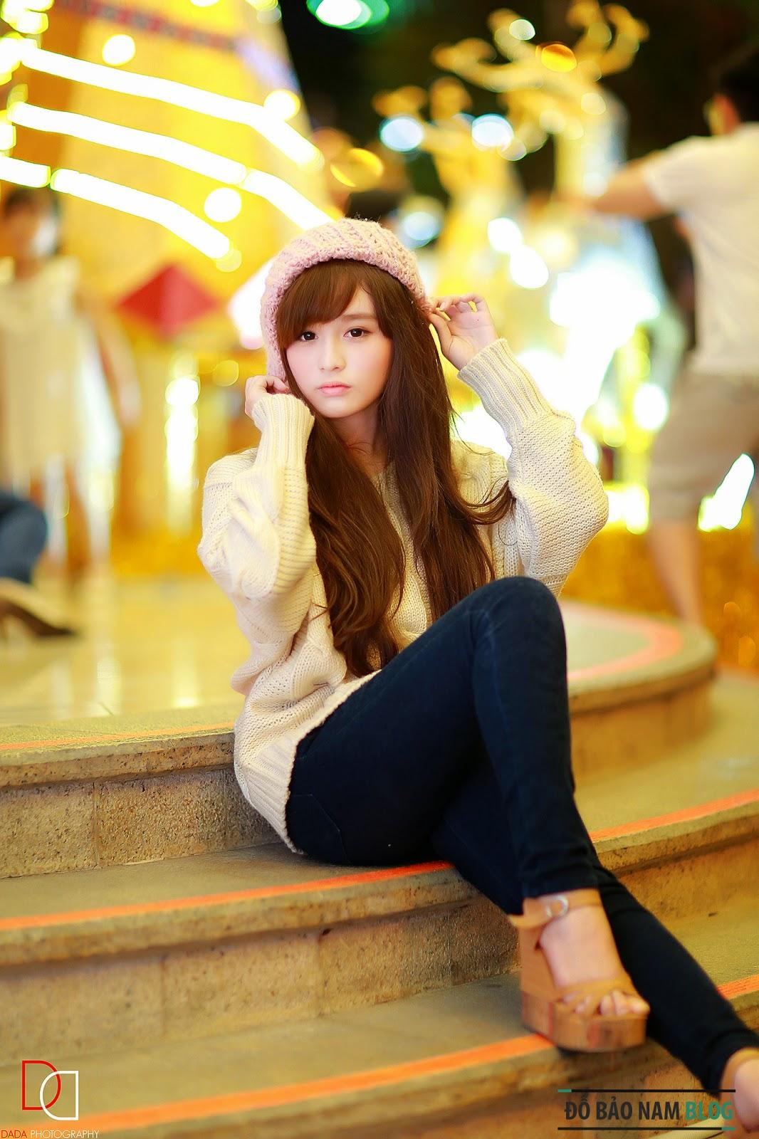 Ảnh đẹp girl xinh mới nhất 2014 được tuyển chọn 07