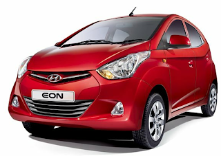 hyundai eon one of the top 10 cars in India