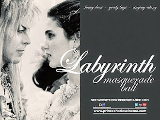 """TONIGHT's """"Labyrinth"""" Masquerade Ball has SOLD OUT"""