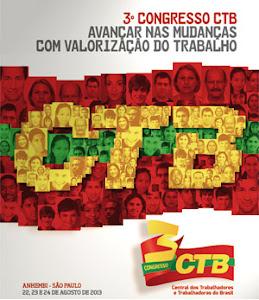 3º CONGRESSO DA CTB